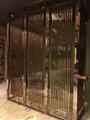 江苏酒店装饰不锈钢屏风 2