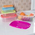 Factory direct food-grade plastic crisper 1
