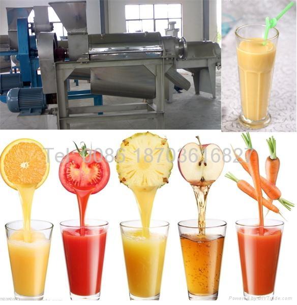 spiral type fruit juicer  0086 18703616827 1