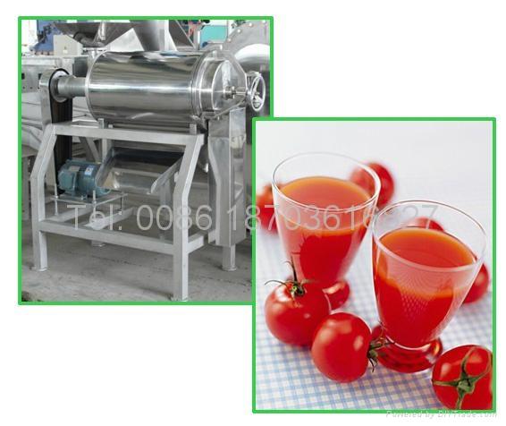 Tomato sauce making machine 0086 18703616827 4