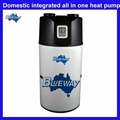 Domestic all in one ivt heat pumps hot water heater 1