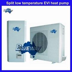 DC ducane heat pump