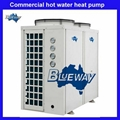Commercial heat pumps air 25kW to water