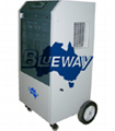 Industrial dehumidifier with universal