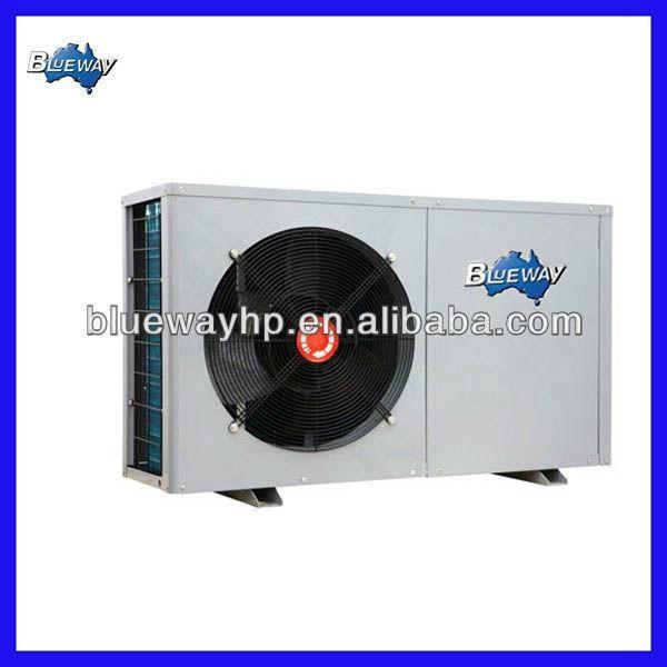 Air to water solar heat pump water heater 1