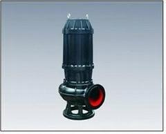 不锈钢自动搅匀潜水排污泵