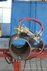 磁吸式管道火焰坡口切割机