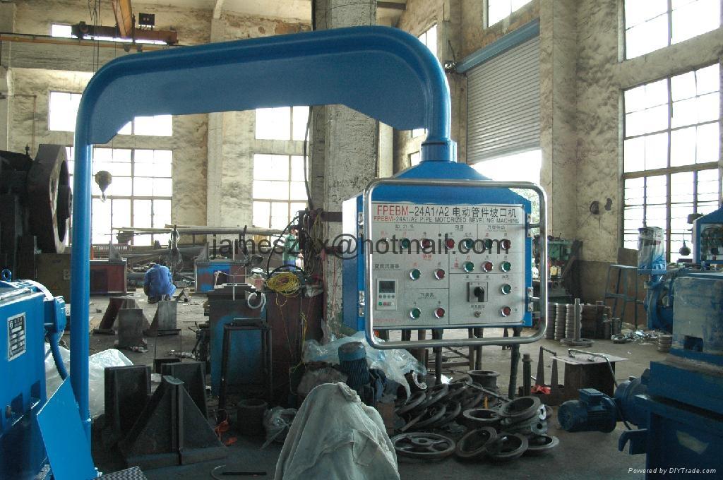 CG2-11D电动式管道切割机 4