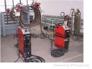 管道全位置自动焊机(气保焊) 1