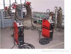 管道全位置自動焊機(氣保焊)