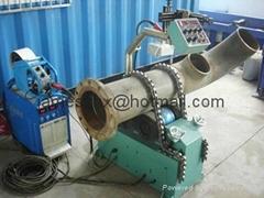輕便式管道自動焊機