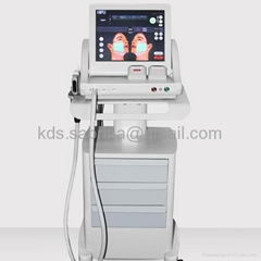 HIFU facial lifting High Intensity Focused Ultrasound machine