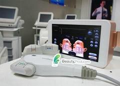 Portable HIFU ultrasound face lifting machine