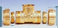 Brass pipe fitting male 5
