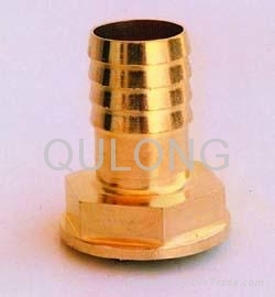 brass hose brab hose taill hose end female for pipe ftting 1