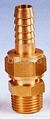 brass hose brab hose taill hose end female for pipe ftting 3