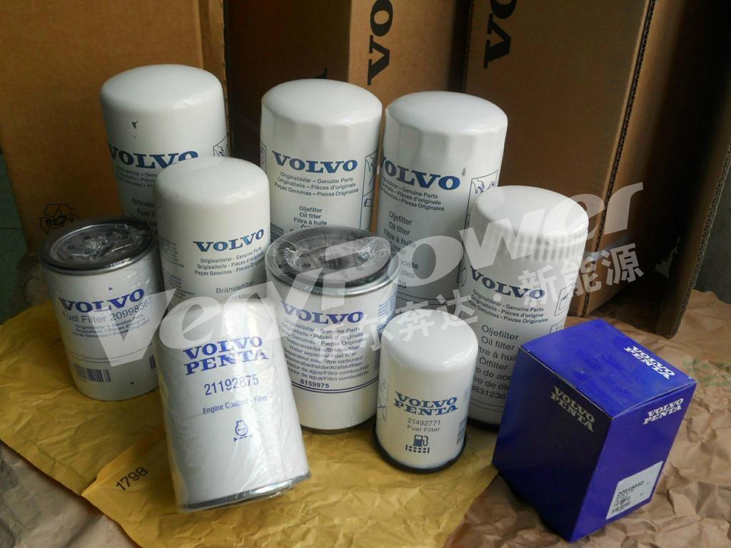 沃尔沃柴油发电机组滤清器 1