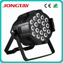 18 x15w 6 in 1 RGBWA-UV led par light