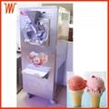 Hard serve ice cream machine 1