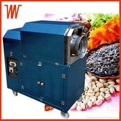 Electric Gas Nut roaster machine
