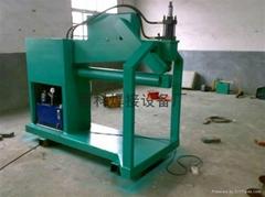 液壓焊縫圧平機
