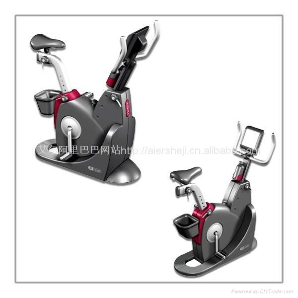 健身器材外观设计开发 3