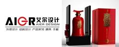 酒瓶包裝設計平面設計
