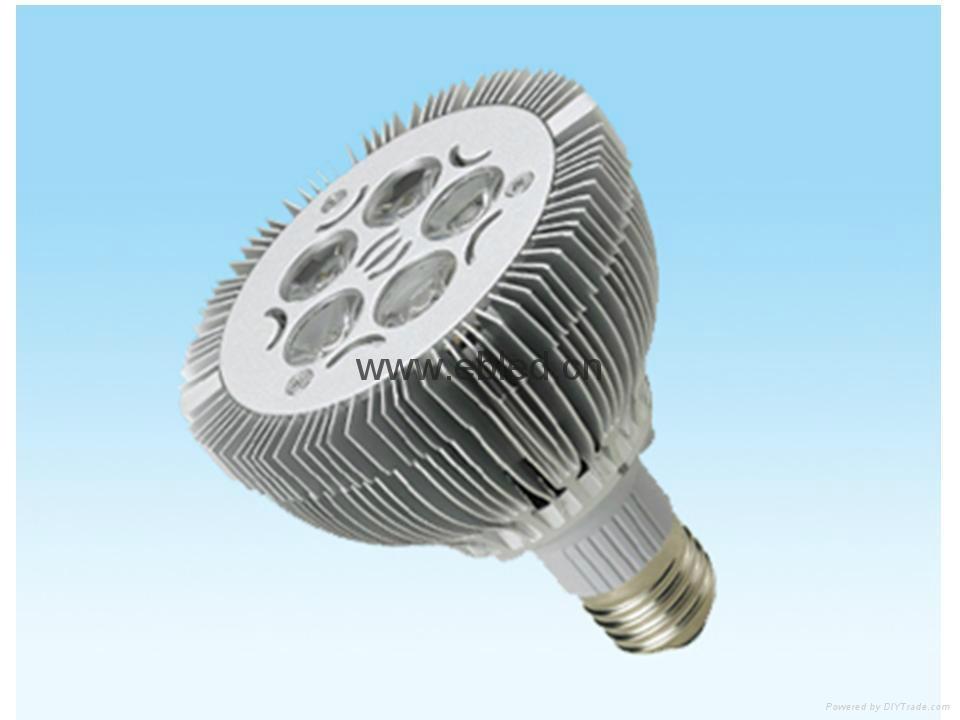 high lumens PAR30 5W 7w  led light bulb day white  1