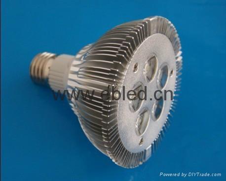 high lumens PAR30 5W 7w  led light bulb day white  4