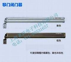 日本進口NEWSTAR新星type III型半自動移門閉門器