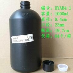 1000ml小口塑料瓶帶內蓋