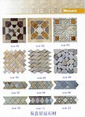 mosaic slate tile