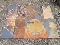 Natural slate &quartzite tile
