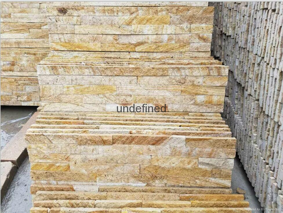 stacked stone panel culture stone for wall cladding  3
