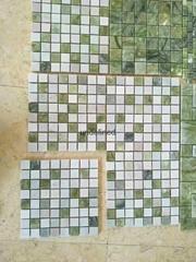 natural mosaic slate stone tile