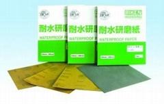 C34P waterproof abrasive paper