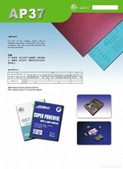 AP37 waterproof abrasive paper