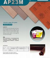 AP23M dry abrasive paper