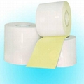 water based glue coated adhesive paper