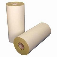hot melt glue coated adhesive paper