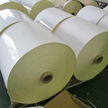 hot melt glue coated adhesive paper 2