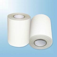 hot melt glue cast coated adhesive paper