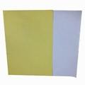 hot melt glue cast coated adhesive paper 2