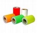 self adhesive fluorescent paper 2