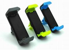 mini car air vent phone holder for iphone samsung all universal phone car holder