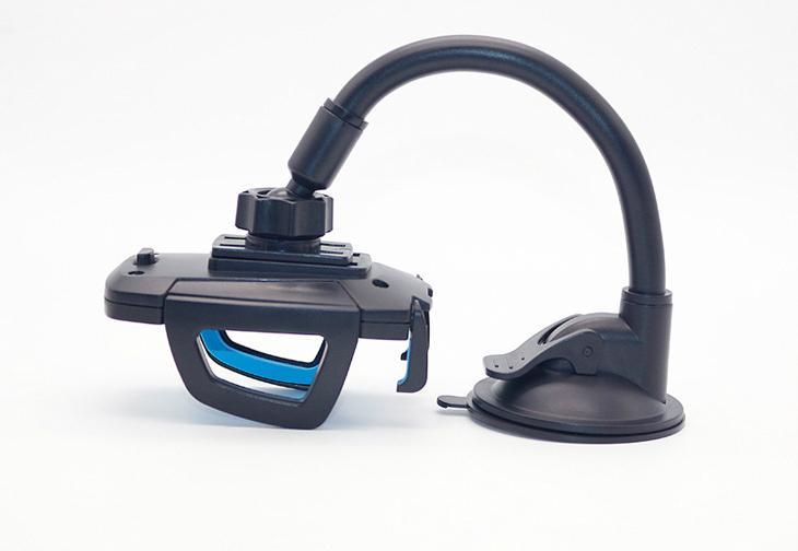 Flexible Long Hose Car Phone Bracket Holder Car Phone Mount For GPS Navigation 3