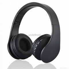 4in1 Stereo Bluetooth Wireless Headphones A2DP Bluetooth Headsets FM Radio TF Ca