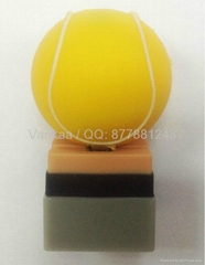 4gb tennis ball usb Flash Disk with USB 2.0 & real memory
