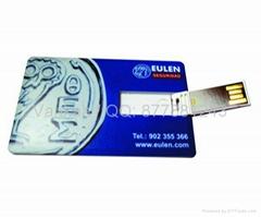 4gb name card usb flash disk u disk name card