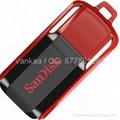 New SanDisk usb flash drive CZ52 4GB